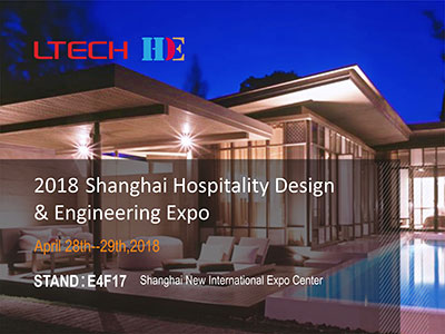 Shanghai Hospitality Design & Engineering Expo